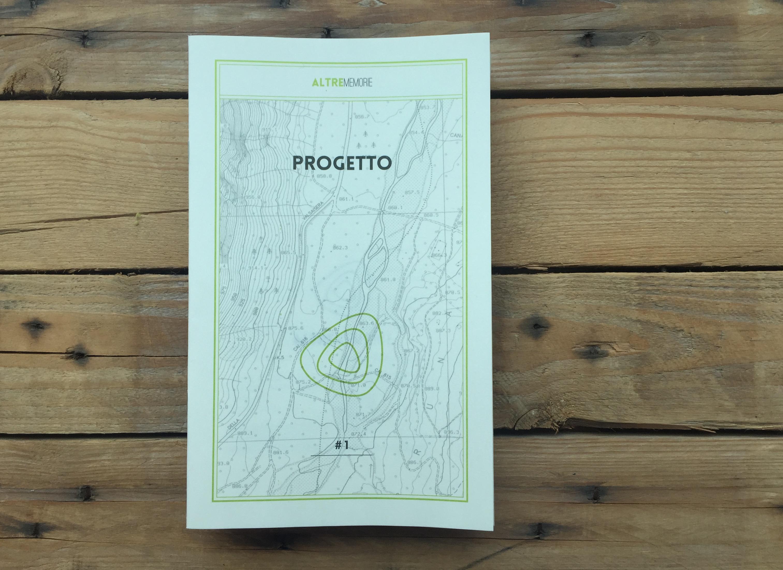 quaderno di viaggio altre memoria mostra boschi